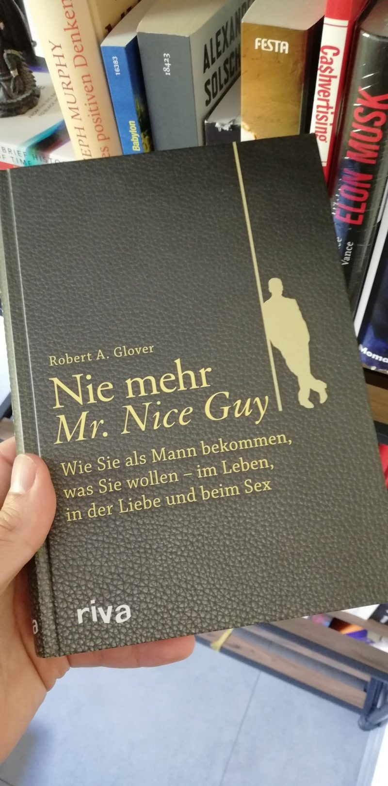 No more mister nice guy german copy
