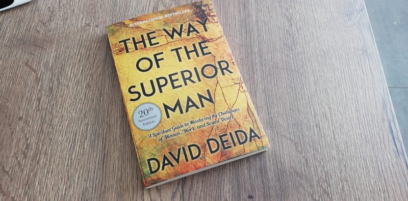 The way of the superior man paperback book