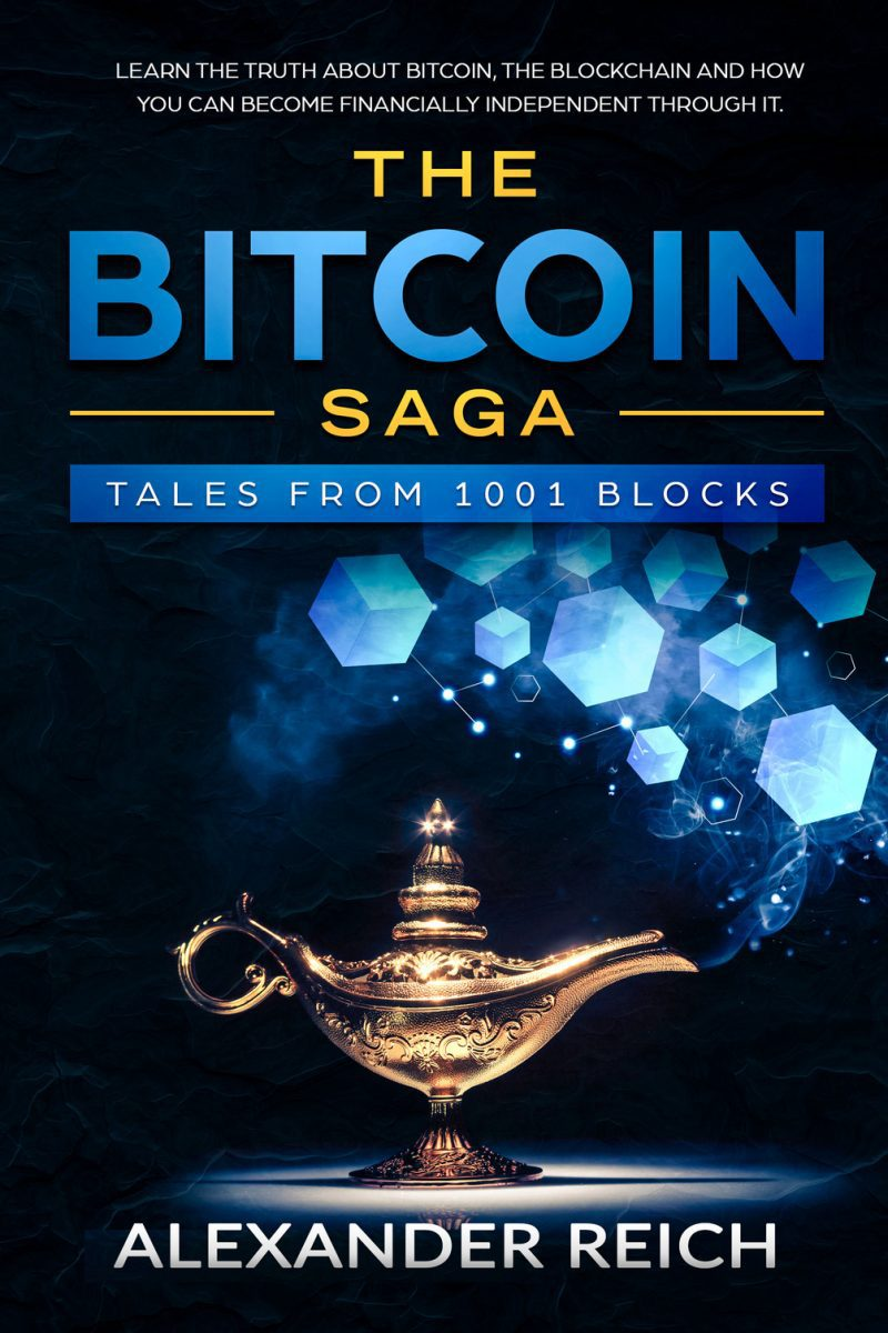 the bitcoin saga front cover