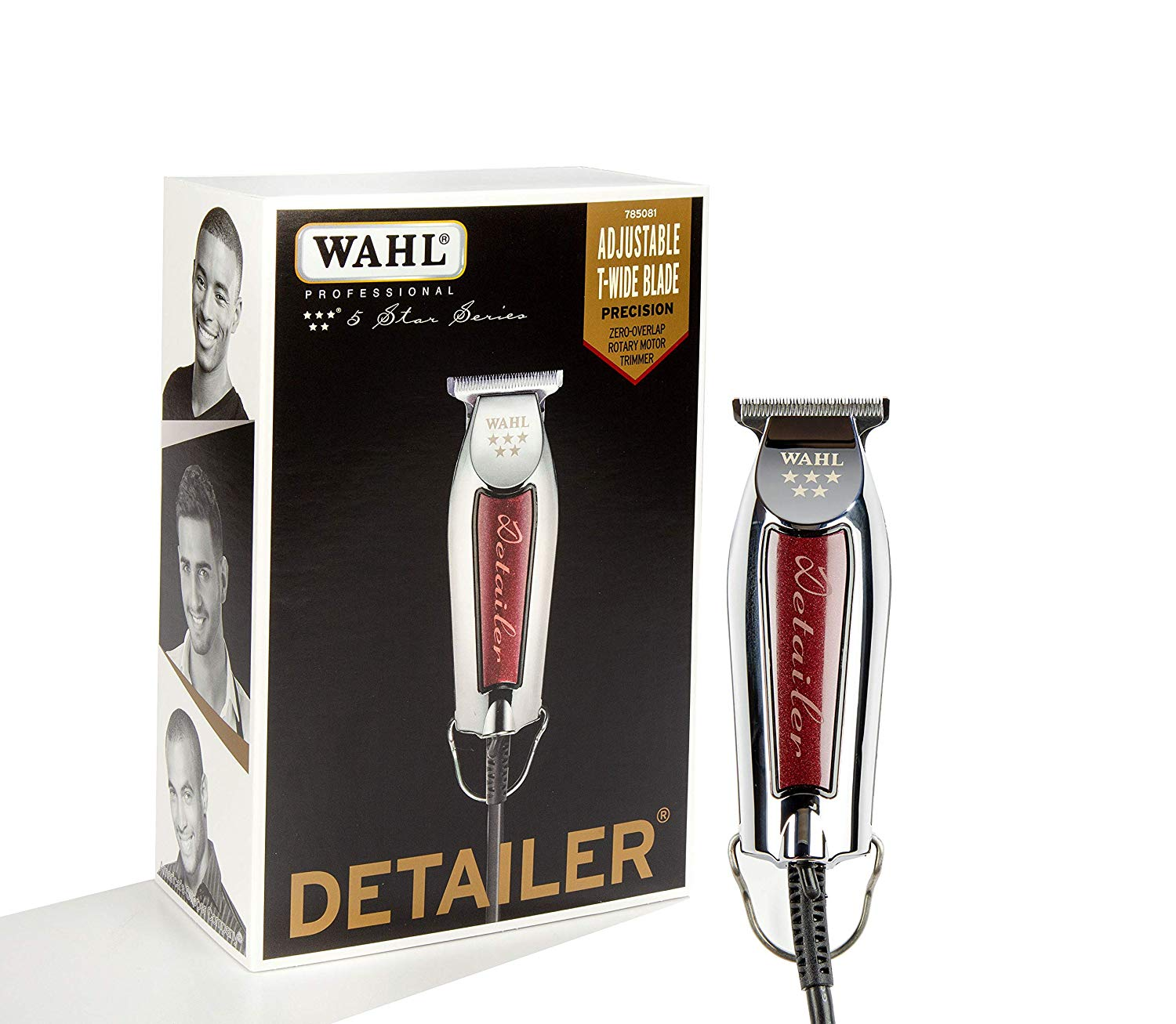 The wahl professional beard trimmer products are the best.