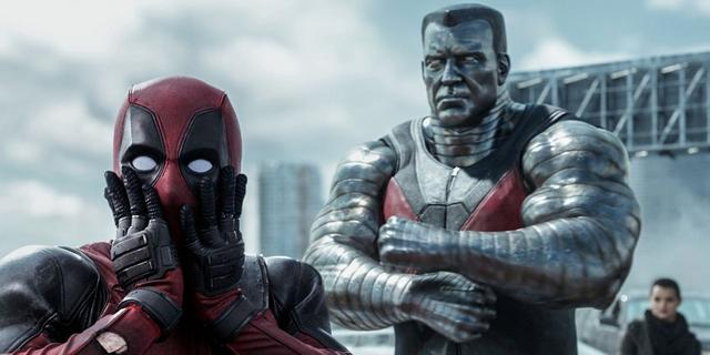 deadpool and colossus in not being perfect