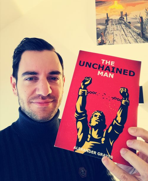 alexander graves with the unchained man book