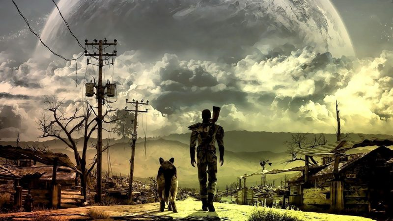 Fallout 4 poster