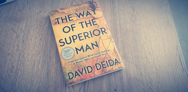 The way of the superior man paperback