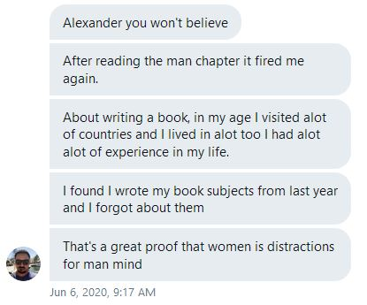 own your shit book testimonial