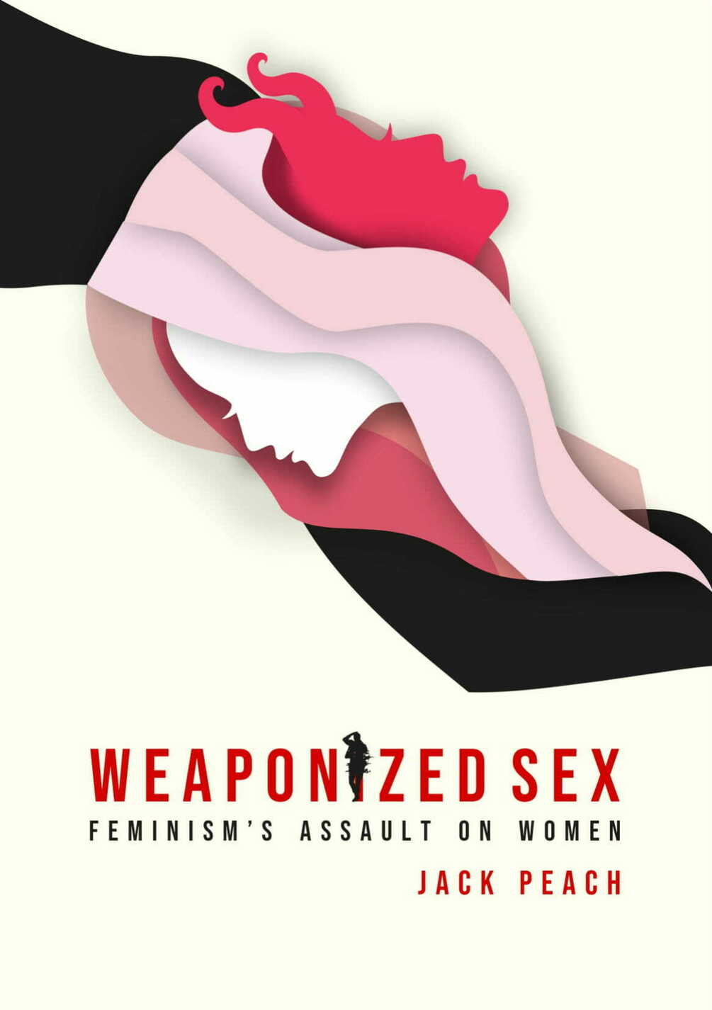 Weaponized sex feminisms assault on women book cover