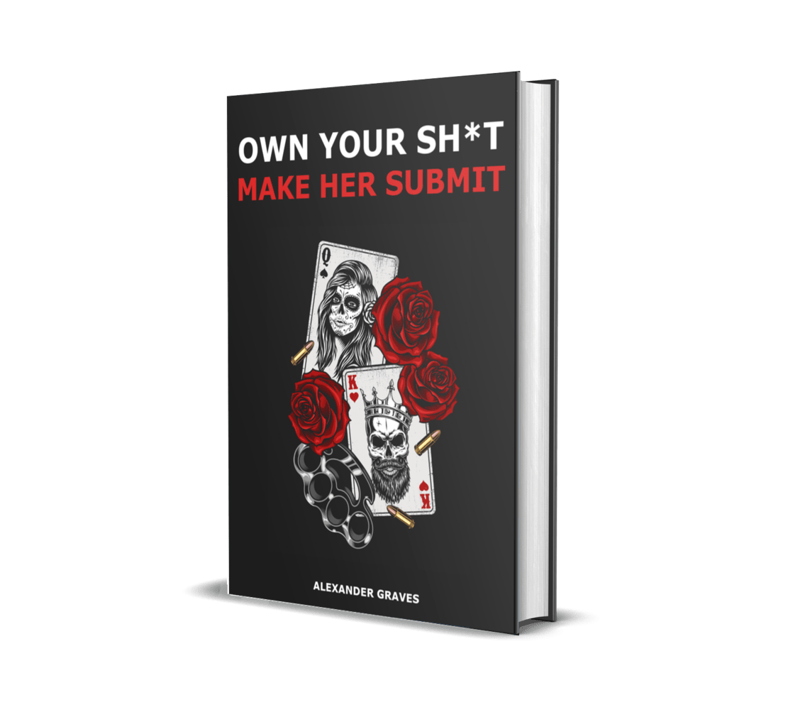 own your shit 3d cover