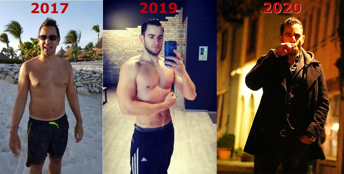 alexander graves transformation years