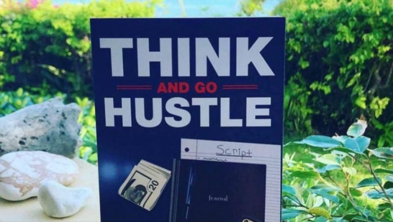 think and go hustle book