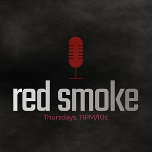 red smoke podcast widget