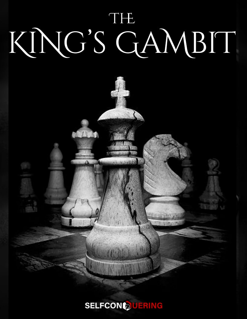 the kings gambit ebook cover