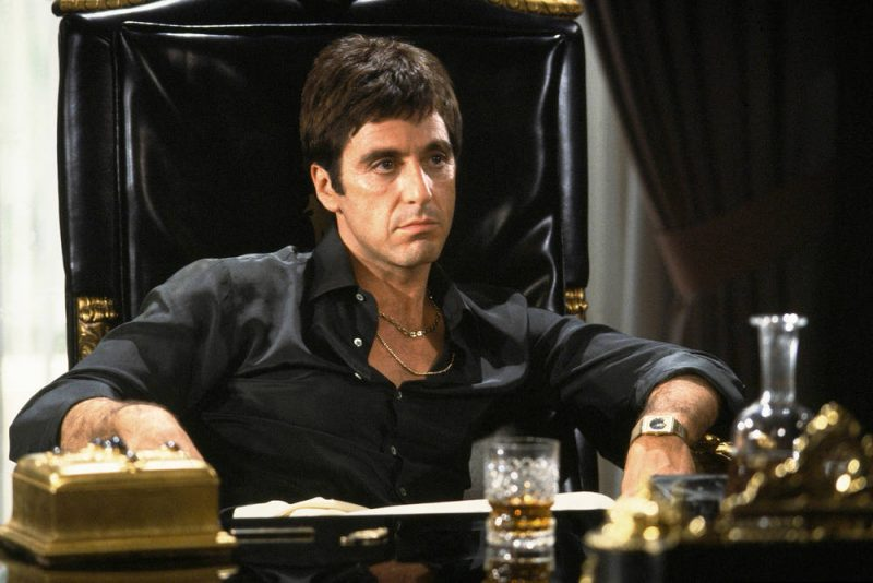 Scarface movie 1983 Tony Montana