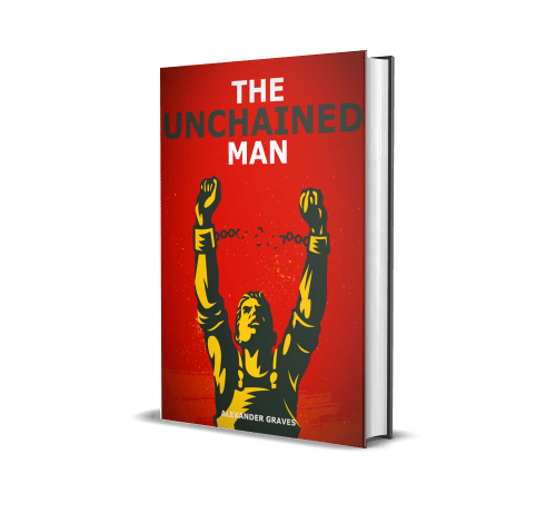 the unchained man 3d cover