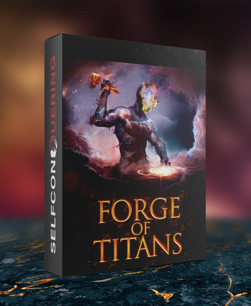 the forge of titans box