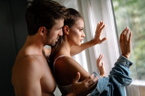 man can't stop thinking about her