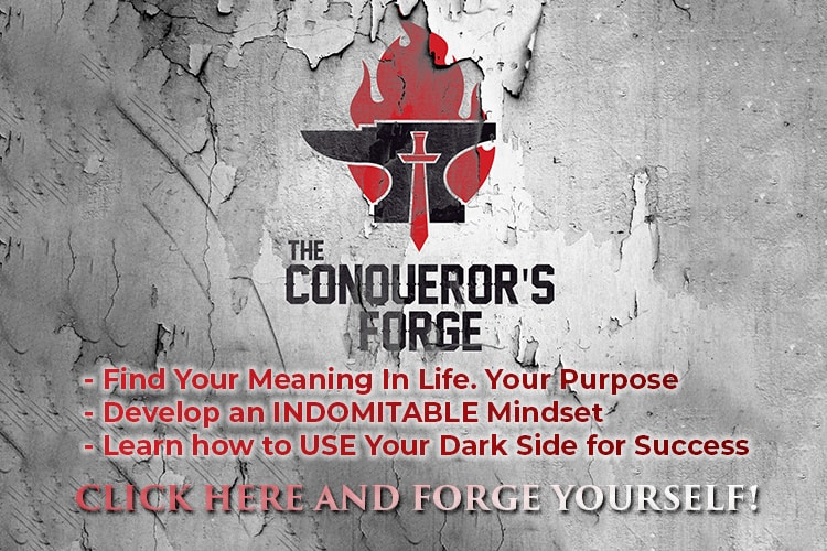 the conquerors forge inpost banner