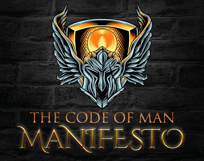 the code of man manifesto cover